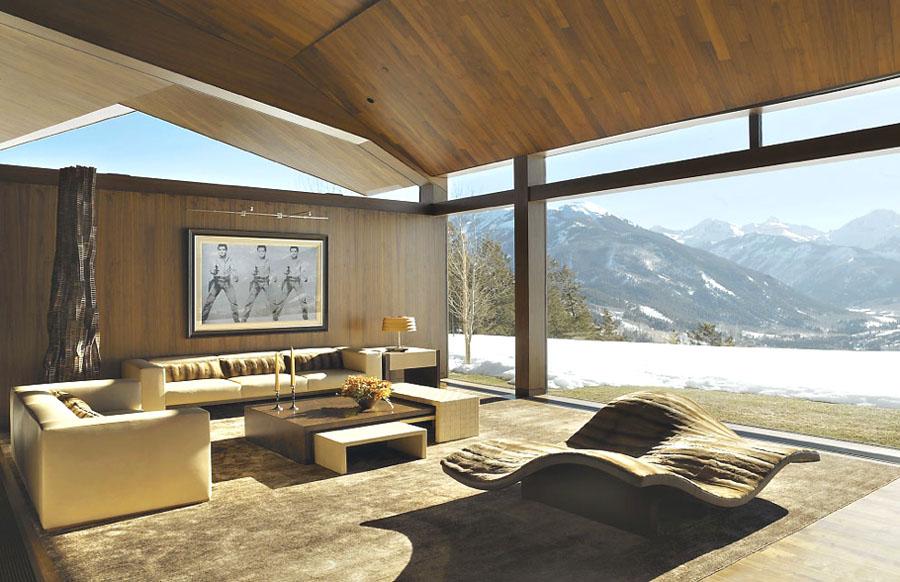 Casa espetacular em aspen diz a gi for Aspen style home designs